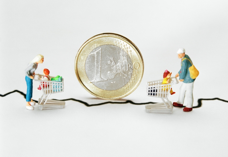 Eesti inflatsioon oli mais euroala kiireim