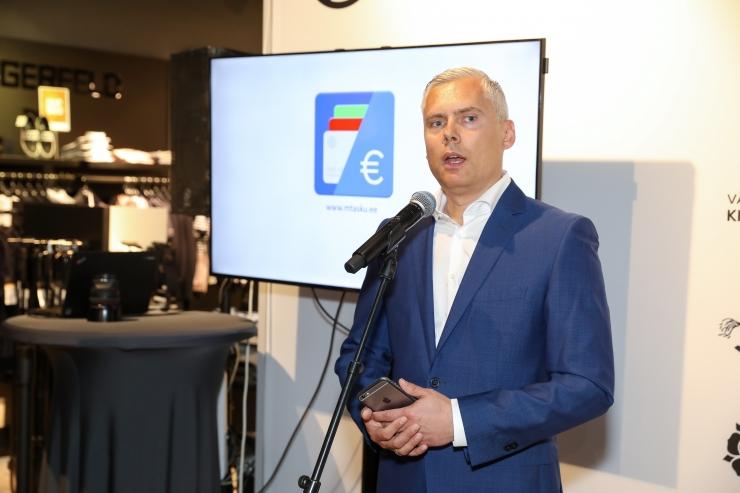 FOTOD! Mobiilses rahakotis mTasku avati annetuskeskkond