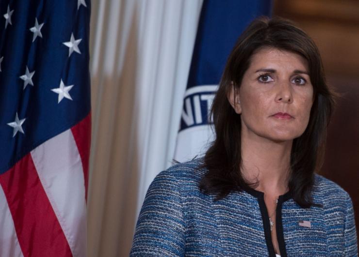 USA lahkus ÜRO Inimõigusnõukogust