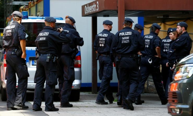 Politsei: Saksamaal hoiti ära biorünnak