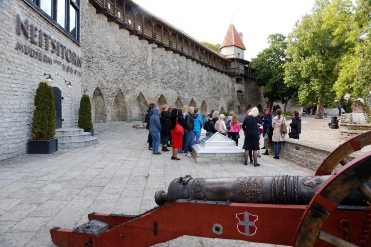 Linnamuuseumi neli torni on külastajatele iga päev avatud