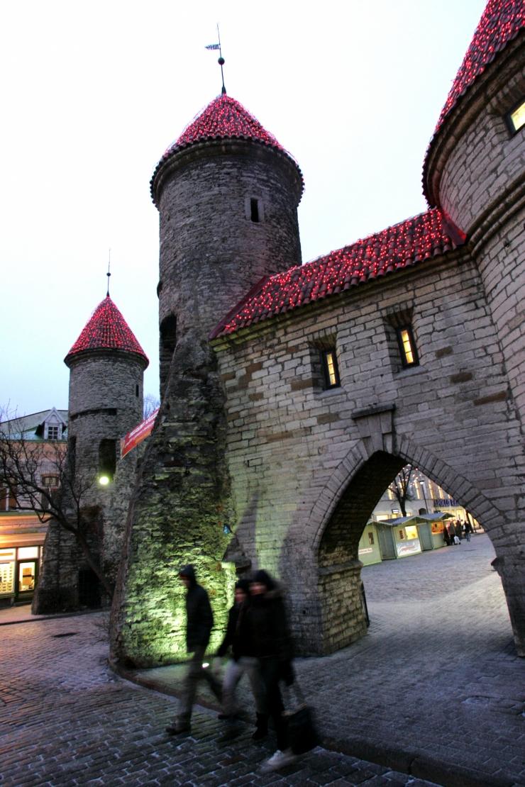 Viru värava tornile otsitakse üürnikku