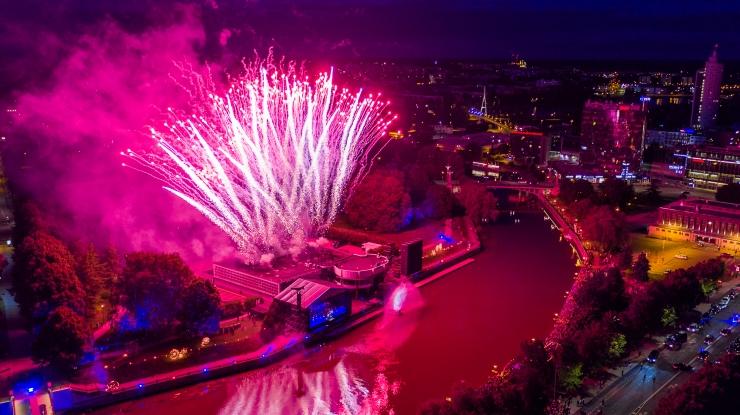 FOTOD: Üliõpilasfestival Gaudeamus sai suurejoonelise avapaugu