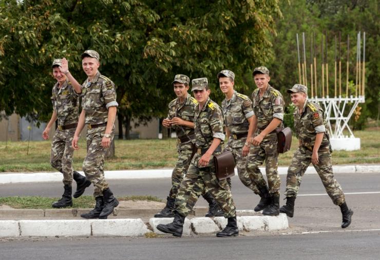 Venemaa tõrjus nõudmisi Transnistriast lahkumiseks
