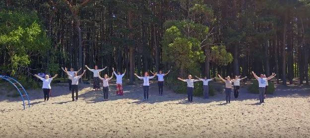 VAHVA VIDEO! Pirita ametnikud tantsisid balletti