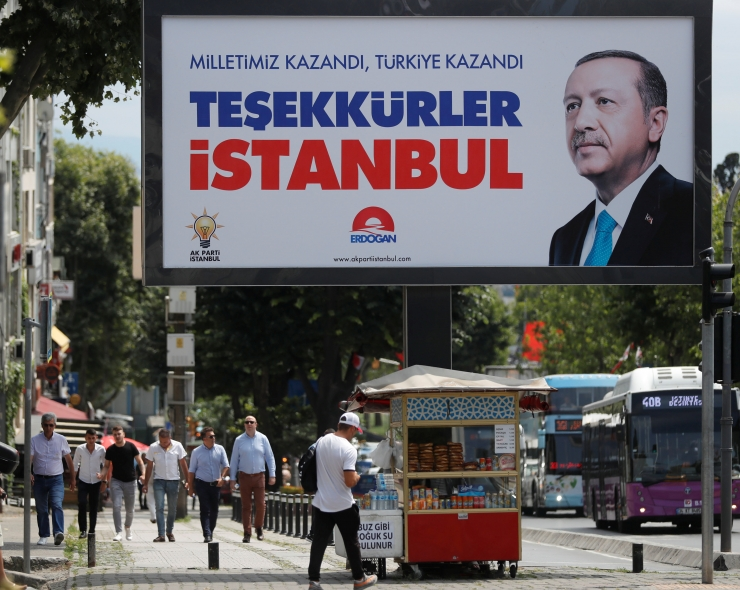 OSCE: Türgi valimistel puudusid kandidaatidel võrdsed tingimused