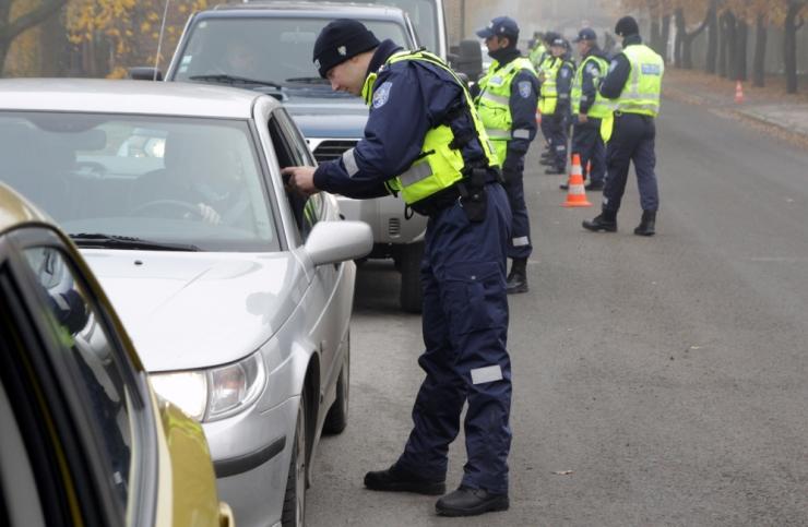 Politsei tabas 59 joobes sõidukijuhti