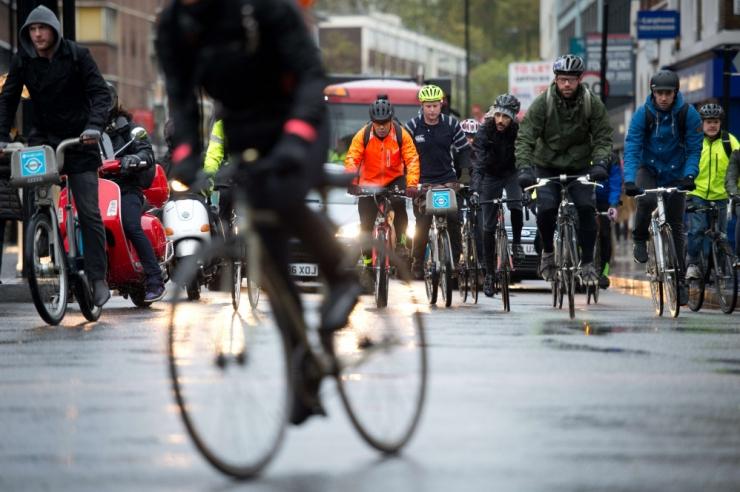 Tasub teada: kes kannab kahjud, kui liiklusõnnetuse põhjustab jalgrattur?