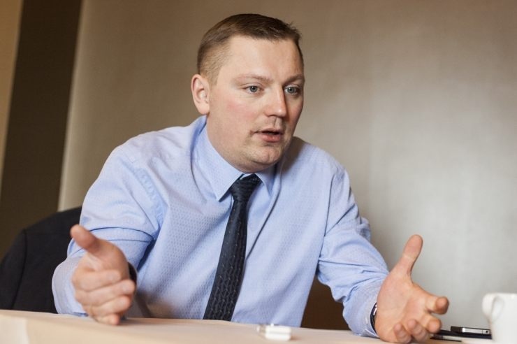 TLT AS juhatuse esimehe kandidaat on Deniss Boroditš