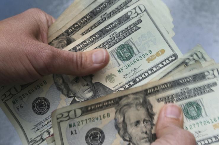 Raport: USA riigi võlakohustus on lähenemas rekordtasemele