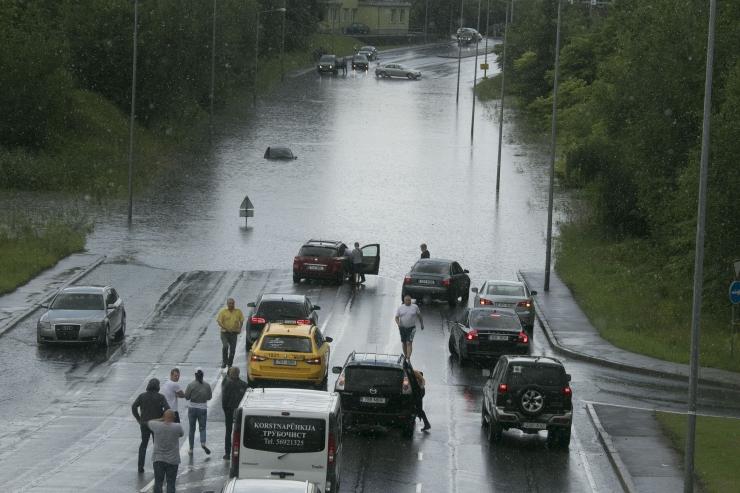Tallinn osaleb kliimamuutustega kohanemise programmis