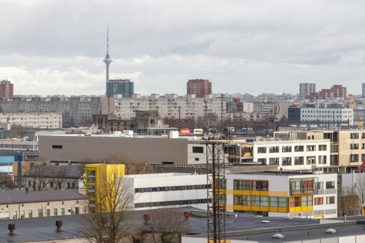 Tallinn hakkab Eesti Rahvusvahelises Majas teenuseid pakkuma