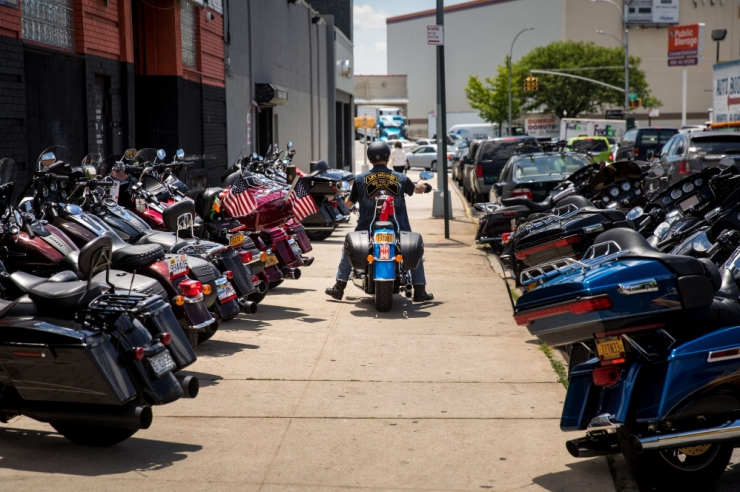 Trump Harley-Davidsonile: me ei unusta seda
