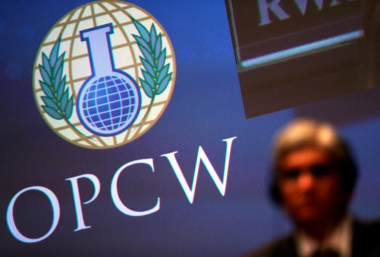 Venemaa ei tunnusta OPCW uusi volitusi