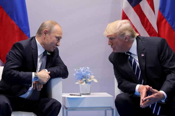 Moskva: Putini-Trumpi kohtumisest ei maksa oodata läbimurret