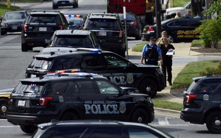 Ühendriikides tapeti ajalehetoimetuses viis inimest