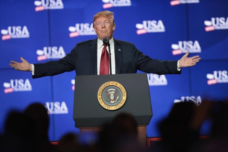 Trump G7-le: NATO on sama halb kui NAFTA