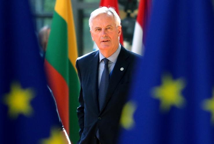 Barnier: Brexiti küsimuses valitsevad veel tõsised erimeelsused