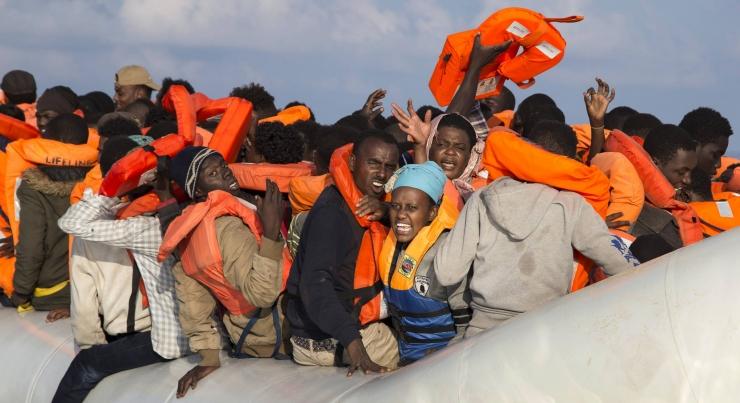 Piirideta Arstid: rändelepe näib olevat mõeldud hädaliste tee tõkestamiseks