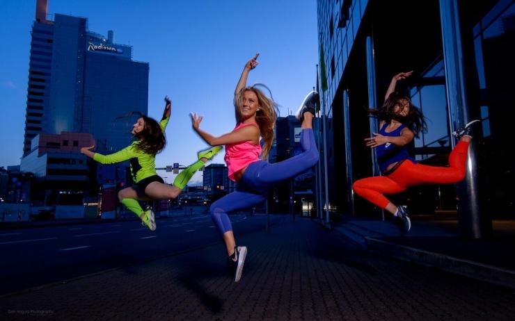 Eesti tantsutüdrukute ja saltopoiste tipptiim läheb Euroopa meistrivõistlustele