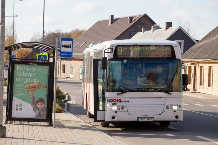 Tänasest rakendus 11 maakonnas tasuta bussiliiklus maakonnaliinidel