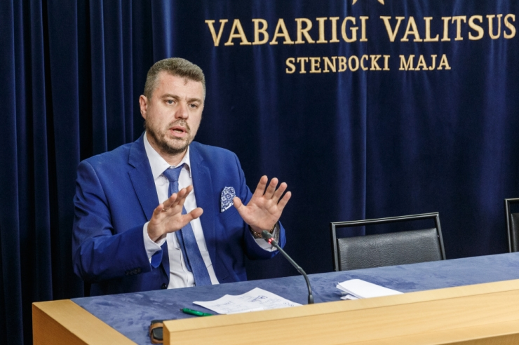 Reinsalu soovitab Tallinnal kasutada altkäemaksuvastast ISO standardit