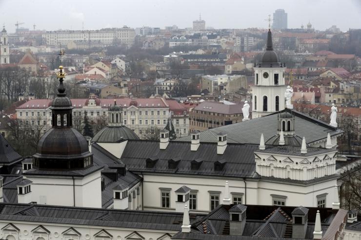 Vilnius kehtestas turismimaksu