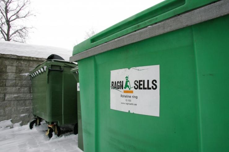 Keskkonnaamet kaalub põlengu järel jäätmetehase loa peatamist