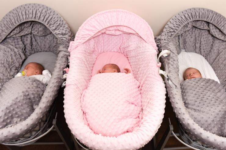 Tallinnas registreeriti juunis 419 sündi