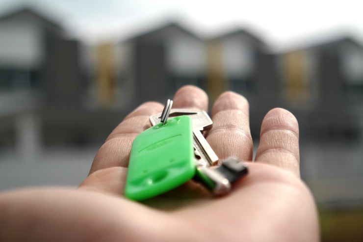 Tallinna korteri ruutmeetri hind kasvas 9,9 protsenti 1870 euroni