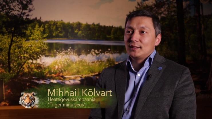 VIDEO! Mihhail Kõlvartis äratas sisemise tiigri koolikiusamine
