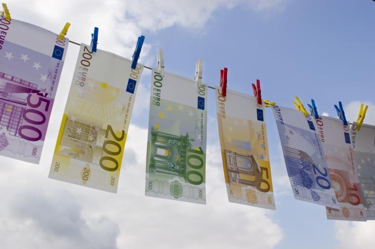 Danske Eesti filiaali kaudu võidi pesta 7 miljardit eurot