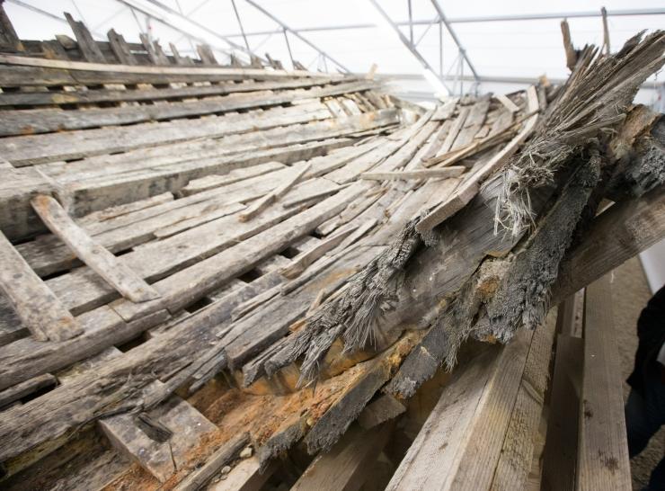 Kultuuriministreerium tunnistab 16 laevavrakki kultuurimälestiseks