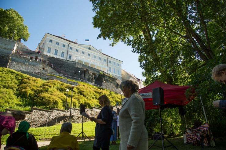 Tallinnas on Patkuli trepp taas avatud