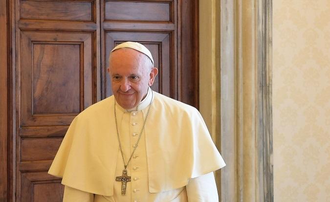 Paavst peab Eestit külastades Vabaduse väljakul missat