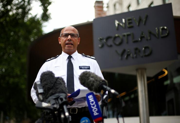 Briti politsei: me ei saa pakkuda mürgisurma järel julgeolekutagatisi