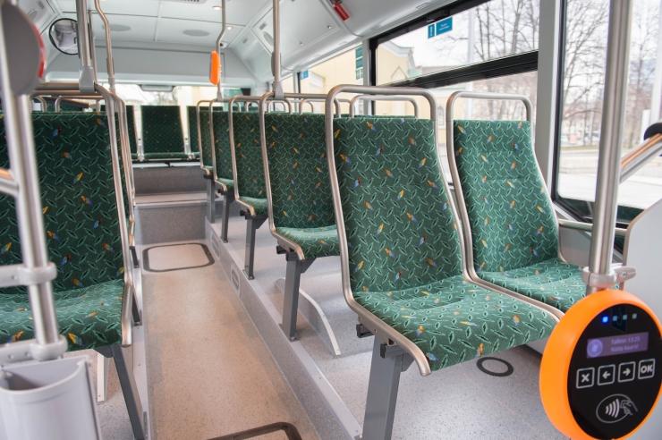 Bussiliin nr 49 suunatakse ümbersõidule