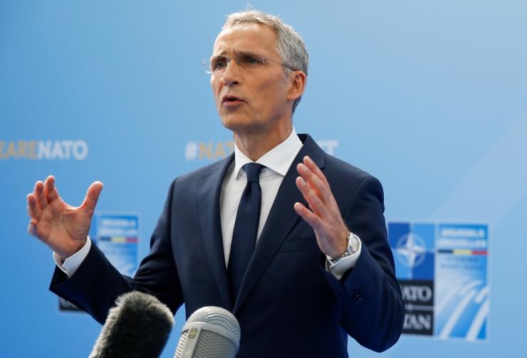 Stoltenberg: Nord Stream 2-e üle otsustamine ei ole NATO asi