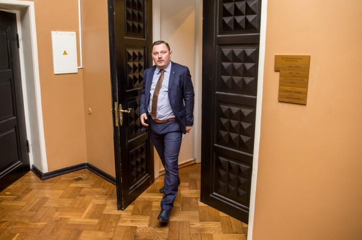 Boroditš kinnitatakse Tallinna Linnatranspordi juhiks 23. juulil