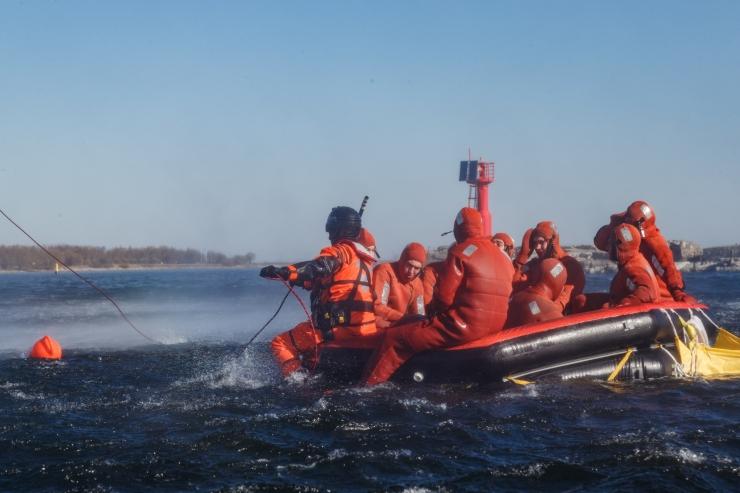 Tallinna merepäevad asetavad tähelepanu alla mereohutuse ja õnnetuste ennetamise