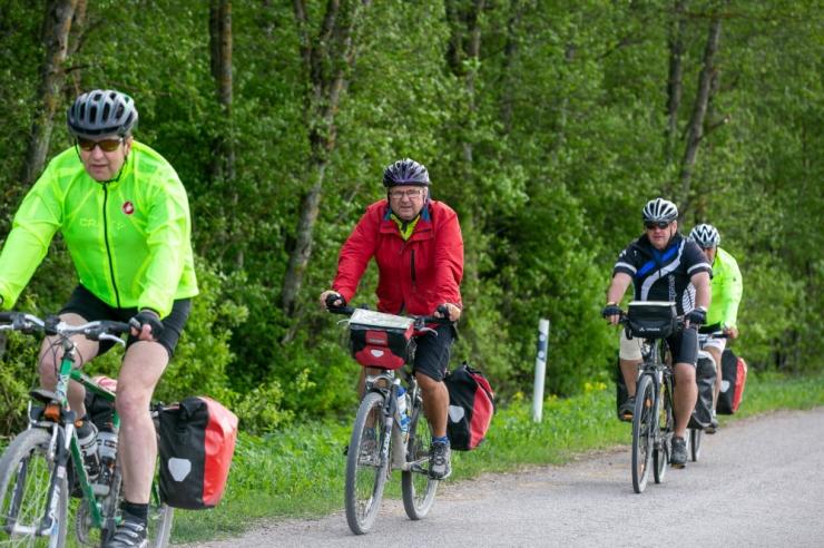 """Saaremaal toimub lähipäevil rattaretk """"Tahan sõita ohutult!"""""""
