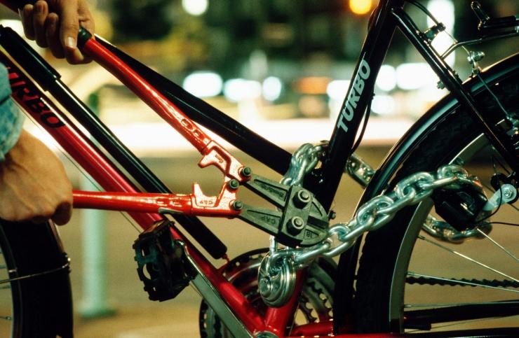 Harjumaa on hädas jalgrattavarastega