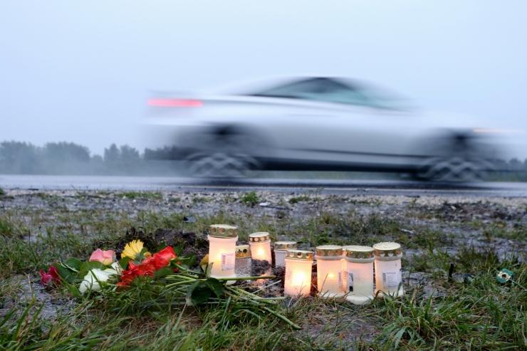 Harjumaal juhtunud liiklusõnnetuses sai kolm inimest raskelt vigastada