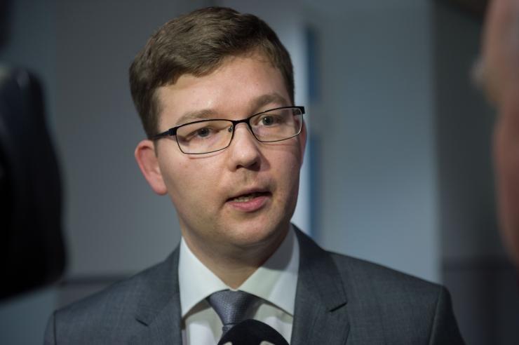 Linnapea kohuseid täidab abilinnapea Andrei Novikov