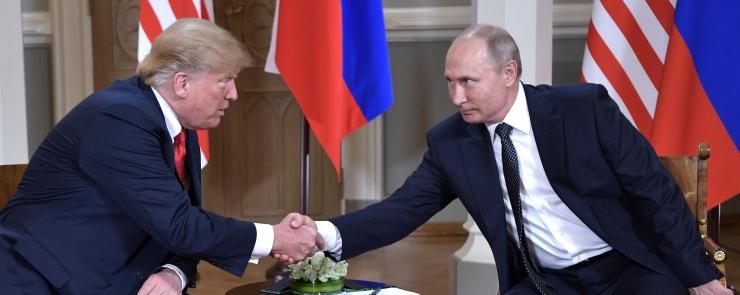 FOTOD! REPORTAAŽ HELSINGIST: Kas Trump müüb kohtumisel Baltimaad Putinile maha?