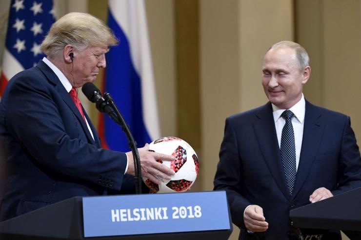 KARMO TÜÜR: Vladimir Putin rääkis seda, mida Donald Trump kuulda tahtis