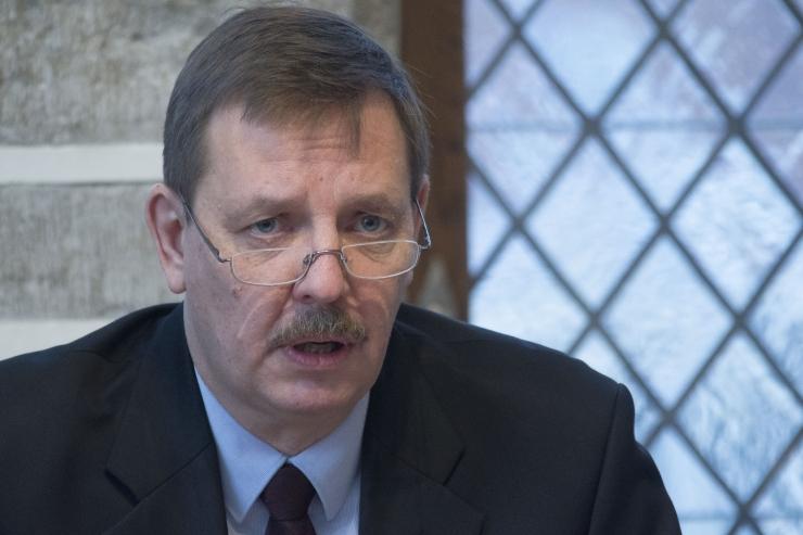 Taavi Aas lükkas lugejakirjas tagasi The Guardiani süüdistused Reidi tee kohta