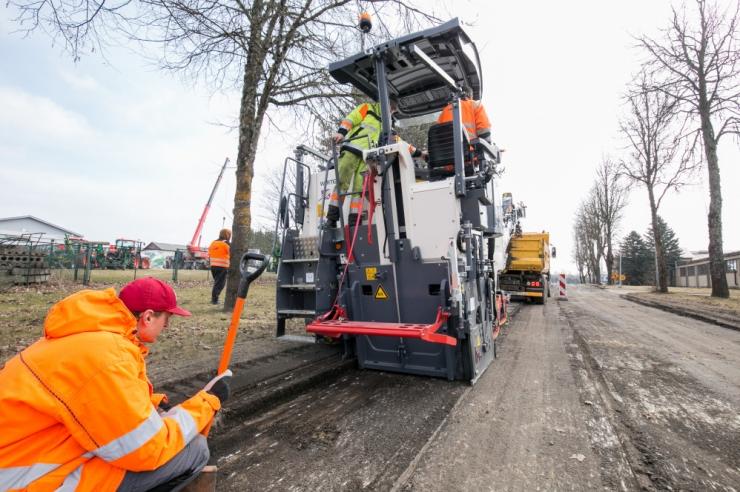 Põhja-Tallinnas alustatakse kvartalisiseste teede taastusremondiga