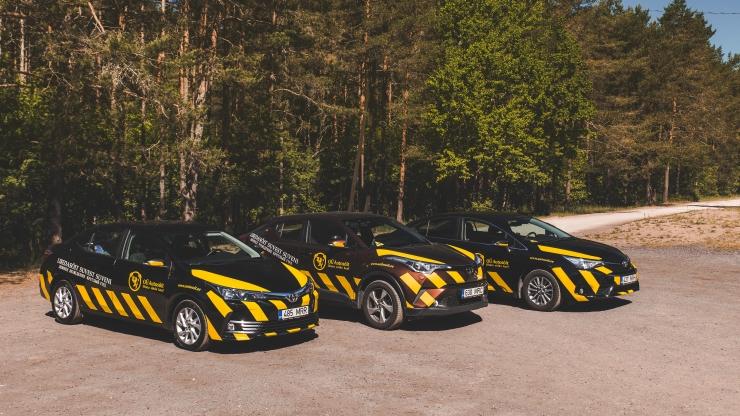 NÕUANDED: Säästliku auto eelised on kinni autojuhi sõiduvõtetes