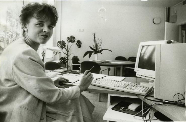 ERM kogub mälestusi 1990ndate tööelust